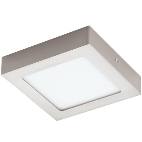 LED stropní přisazené svítidlo čtverec FUEVA 1 94524