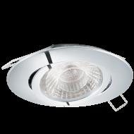 LED bodovka do podhledu chromovaná TEDO 1 95355