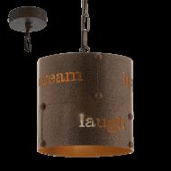 Moderní stropní závěsné svítidlo COLDINGHAM 49794