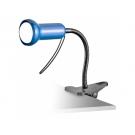 Stolní lampička bodová s klipem FABIO