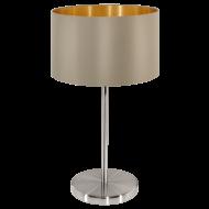 Pokojová lampička s vypínačem MASERLO 31629