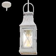 Závěsná lucerna na žárovku LISBURN 49223