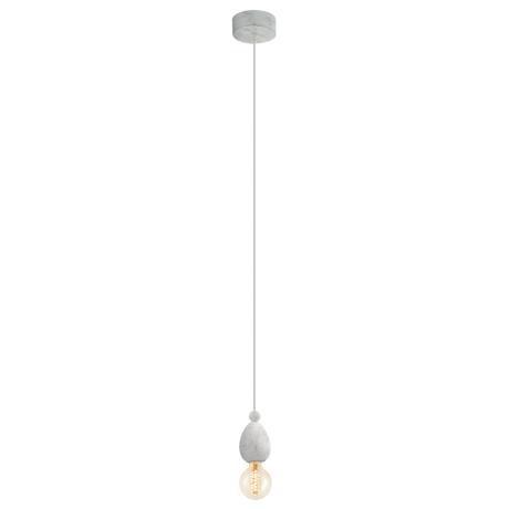 Závěsné osvětlení bílá patina AVOLTRI 49377