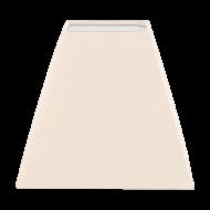 Stínítko textilní béžové 1+1 VINTAGE 49428
