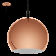Závěsné svítidlo v měděném odstínu PETTO 2 94745