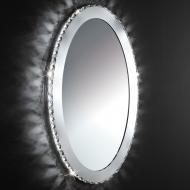 Zrcadlo s LED osvětlením TONERIA 93948