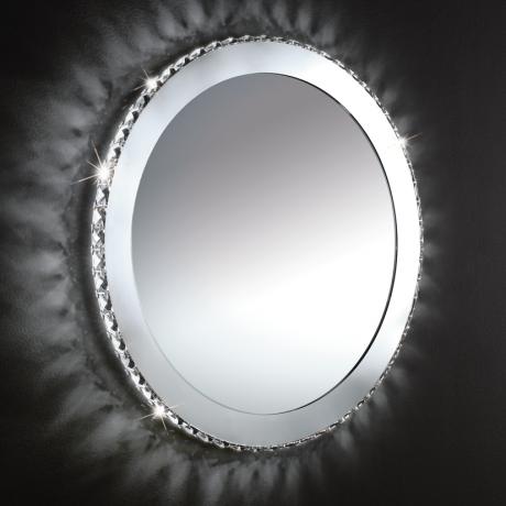 Zrcadlo s LED osvětlením TONERIA 94085