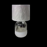 Stolní lampa s textilním stínítkem SORITA 2 97098