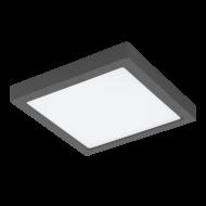Čtvercové venkovní LED světlo, antracitové ARGOLIS 96495