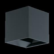 Venkovní nástěnné LED světlo - antracitové CALPINO 97242