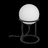 Stolní lampa, černá CASTELLATO 1 97331