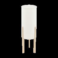 Stolní lampa, béžové stínítko CAMPODINO 97892