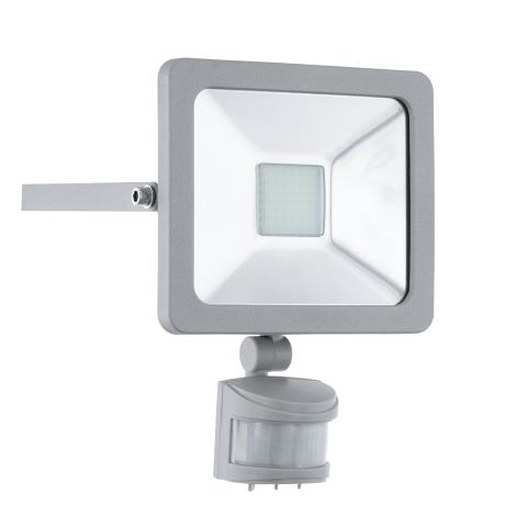 LED reflektor s pohybovým čidlem 20W FAEDO 1 95408