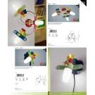 katalog - svítidlo Eglo 93187