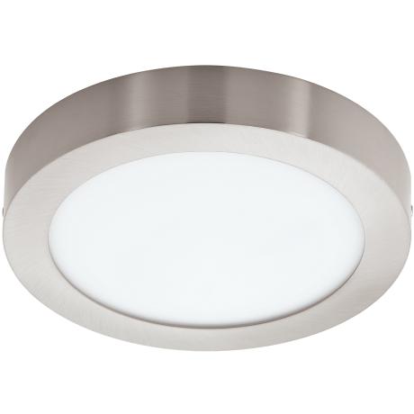 LED stropní osvětlení nízké kruh FUEVA 1 94525