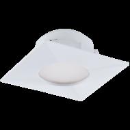 Vestavná bodovka bílá PINEDA 95797