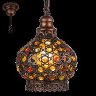 Závěsné vintage svítidlo JADIDA 49763