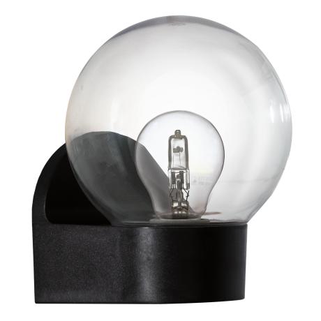 Venkovní svítidlo, černé LORMES 96584