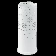 Pokojová lampa bílá BAIDA