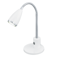 LED pokojová lampička bílá FOX