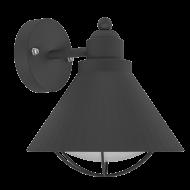 Venkovní lampa na stěnu BARROSELA 94805