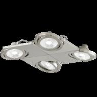 LED bodové svítidlo BREA 39251