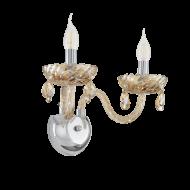Nástěnné svítidlo BASILANO 39097