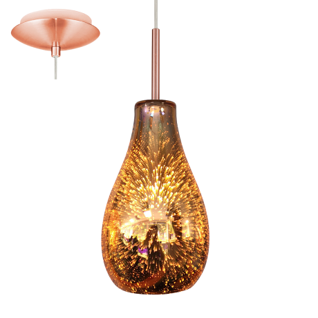 Závěsné svítidlo ALVAREDO 96429
