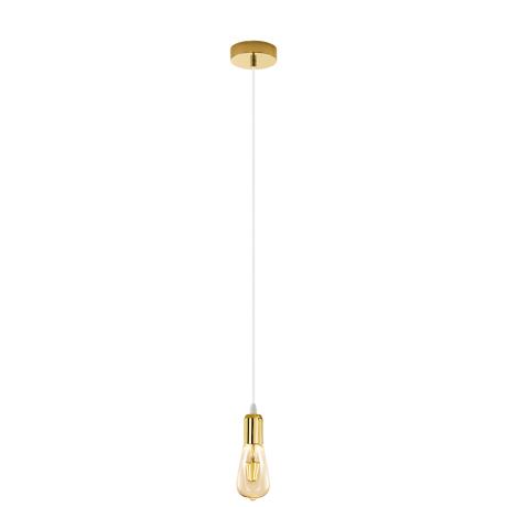 Závěsné svítidlo, zlatý odstín ADRI 2 96924