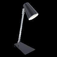 Pokojová lampička černá TRAVALE