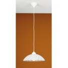 Závěsné svítidlo do kuchyně bílé VETRO