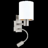 Nástěnná lampa s kloubem PASTERI 95051