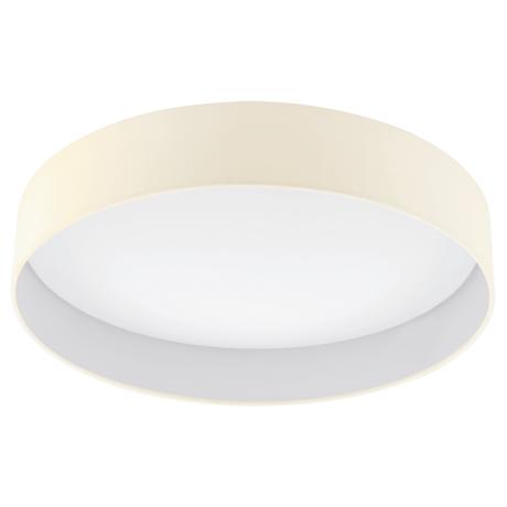 Stropní kruhové svítidlo krémové PALOMARO 93394
