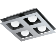 LED stropní přisazené osvětlení BELLAMONTE 94233