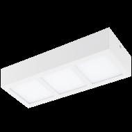 LED stropní přisazené osvětlení bílé COLEGIO 95202