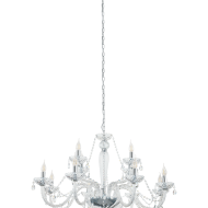 Závěsný lustr na řetězu BASILANO 1 39102
