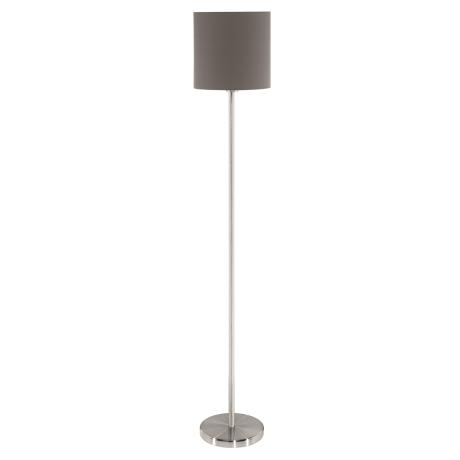Stojací lampa s textilním stínítkem PASTERI 96378