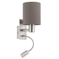 Nástěnná lampa s kloubem PASTERI 96481