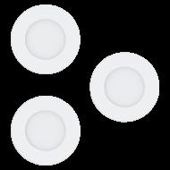 Sada LED zápustných svítidel FUEVA-RW 97111