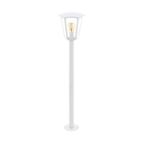 Venkovní stojací lampa MONREALE 98118, bílá