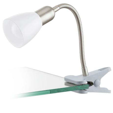 Kancelářská lampička s klipem Lampička s klipem DAKAR 3