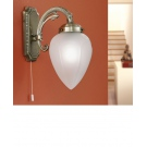 Nástěnná lampička s lucerničkou zdobená IMPERIAL