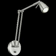 Nástěnná lampička s ohebným kloubem FALKO