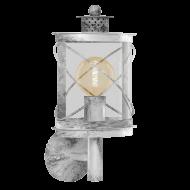 Venkovní lucerna na žárovku HILBURN 1 94865