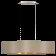 Závěsné osvětlení / lustr MASERLO 31618