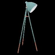 Pokojová lampa na trojnožce DUNDEE 49342