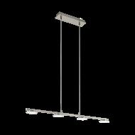 Závěsné LED svítidlo opatřené čtyřmi stínítky LANIENA 97084