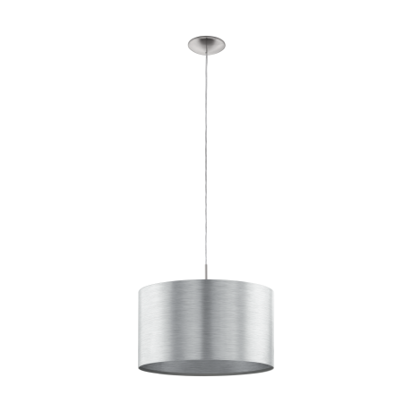 Závěsný lustr - stříbrný SAGANTO 39352
