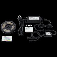 LED STRIPES-FLEX 97929 barevné s délkou 2 m a krytím IP44