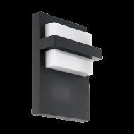 LED nástěnné svítidlo CULPINA 98088, antracitové